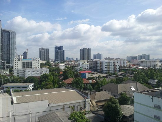 At Mind Executive Suites: View from the top
