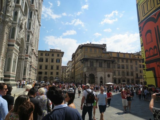 Piazza del Duomo: Plaza del Duomo