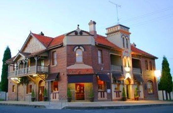 Abermain Hotel: charming