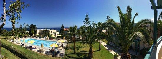Iberostar Creta Marine: Vue de la chambre