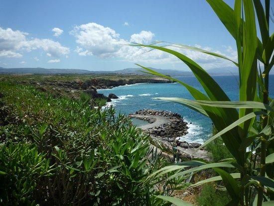 Iberostar Creta Marine: Promenade font de mer