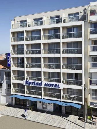 Kyriad Les Sables D'Olonne - Plage : Façade