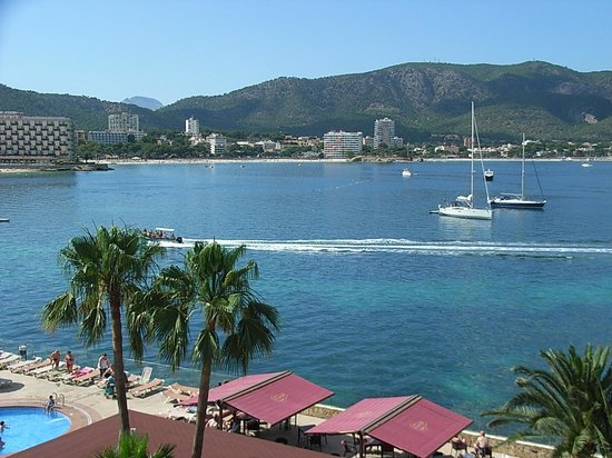 Alua Hawaii Mallorca & Suites (ex Intertur): View from our room