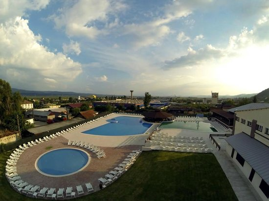 Ramnicu Valcea, Roumanie : Posada Aqua-Center