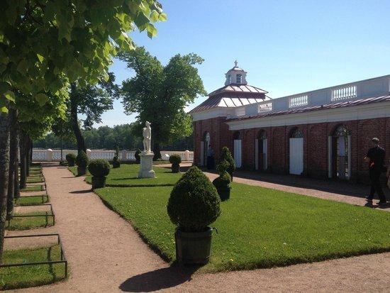 Schloss Peterhof: .