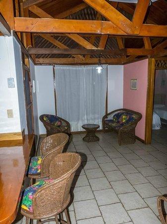Siatami Lodge : salón