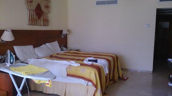 Grand Palladium Punta Cana Resort & Spa : номер de luxe