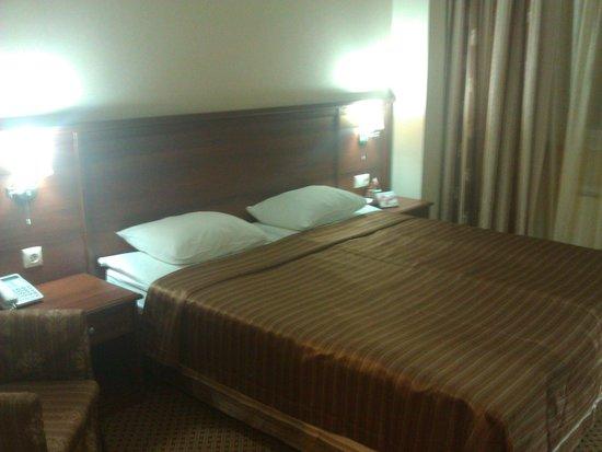Markshtadt: Кровать