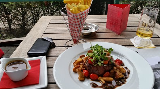 Holiday Inn Dusseldorf - Hafen : Excellent meal