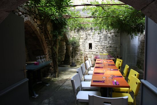 Pause Express: terrasse