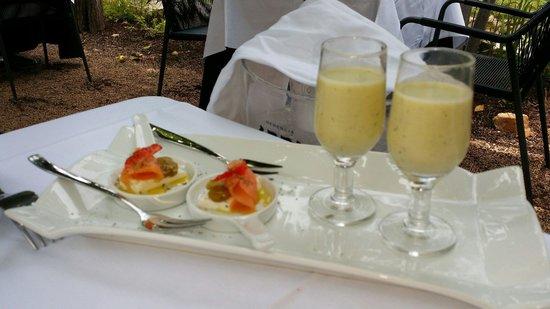 Hotel Eetu: Appetizer