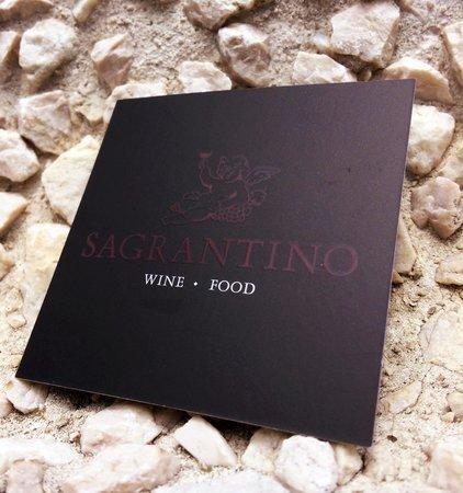 Sagrantino Card