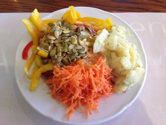 MAREDO Steakhouse Dresden Dr.-Külz-Ring: Salad buffet