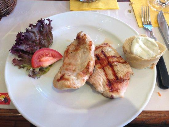 MAREDO Steakhouse Dresden Dr.-Külz-Ring: Turkey