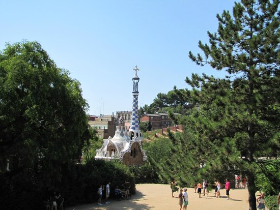 Park Guell: Guell Park