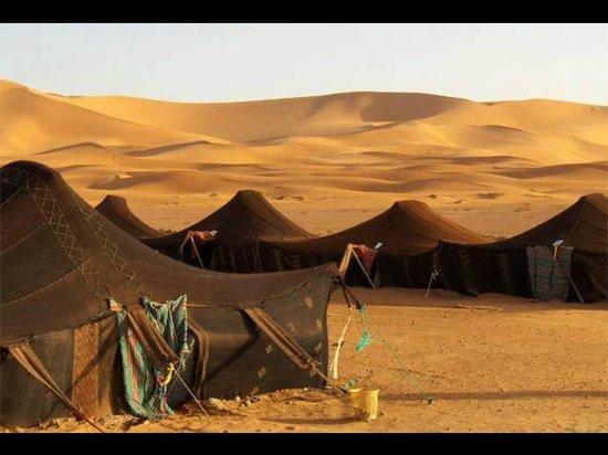 Riad Dar Anika: 3 Days Romantic desert trip can be organised.