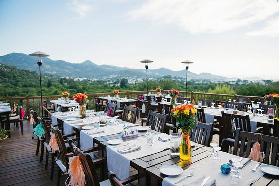 4reasons hotel+bistro: Table for our event