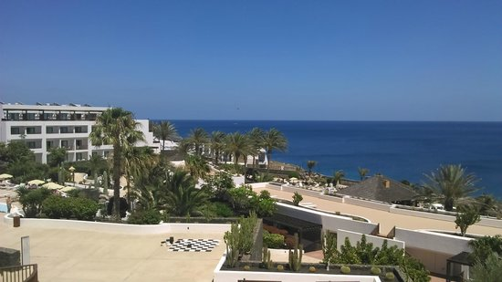 Hesperia Lanzarote: Balcony View
