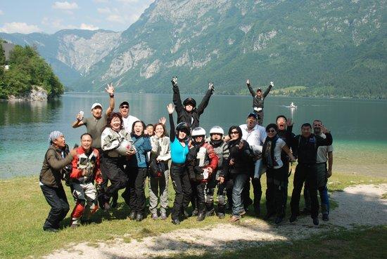 Bohinj ECO Hotel: Happy Customers MTR Tour