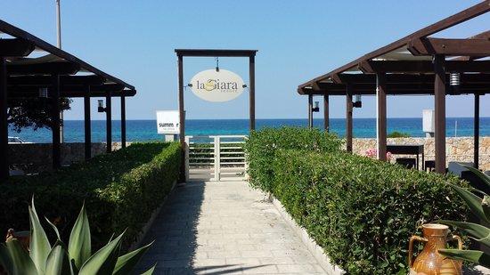La Giara Resort : giardino