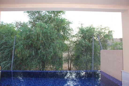 Banyan Tree Al Wadi: View from room