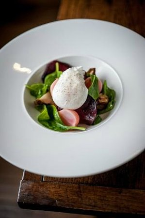 The Slaughters Country Inn: Salad