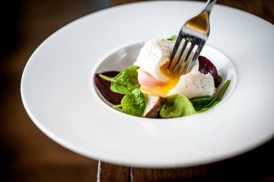 The Slaughters Country Inn: Egg