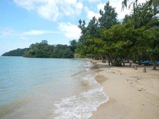 Paradise KohYao: Beach