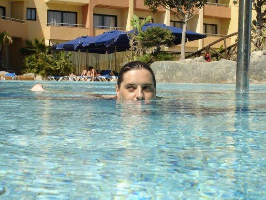 LABRANDA Riviera Premium Resort & Spa : Бассейн на террасе отеля