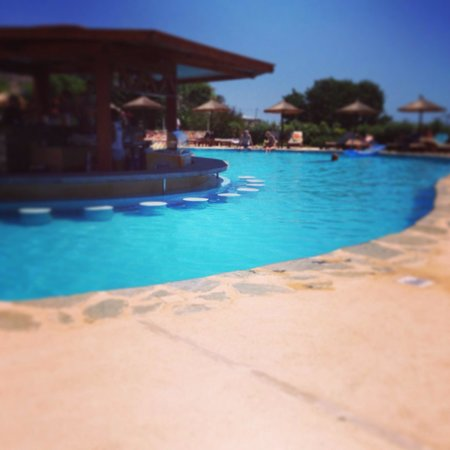 Lindos Gardens Resort Complex: Swimming pool