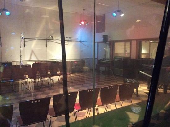 RCA Studio B: elvis sang here
