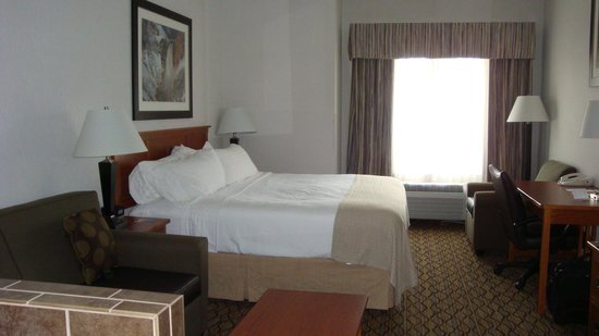 Holiday Inn - West Yellowstone : Nice Room