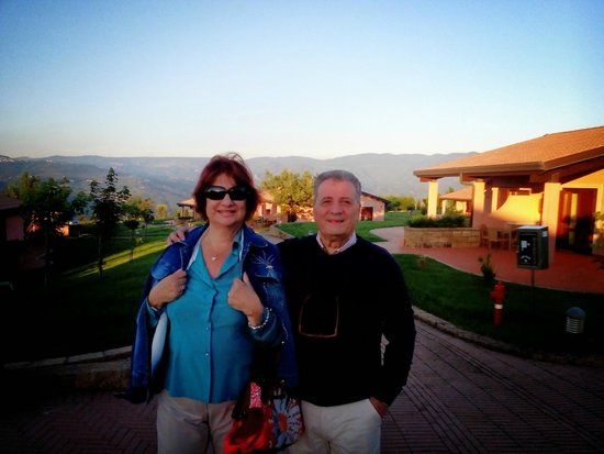 Popilia Country Resort: panorama con cottage