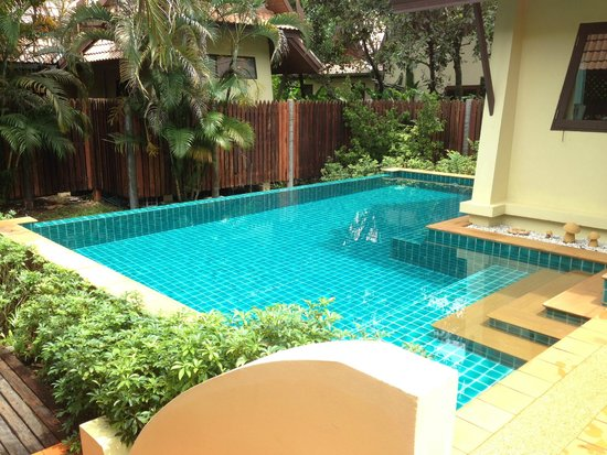 Koh Chang Paradise Resort & Spa: Having our pool was awesome!