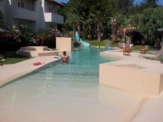 Out of the Blue Capsis Elite Resort : kids pool