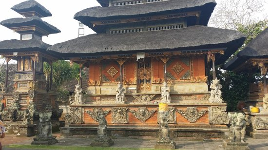 Wayan Ariana Experience Bali Driver - Private Day Tours: Temple that we visited
