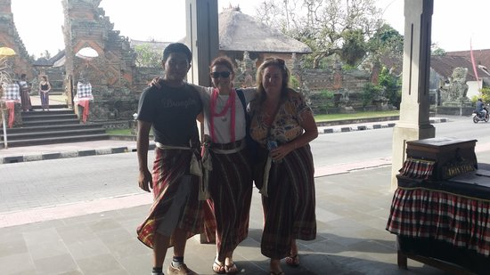 Wayan Ariana Experience Bali Driver - Private Day Tours: Temple