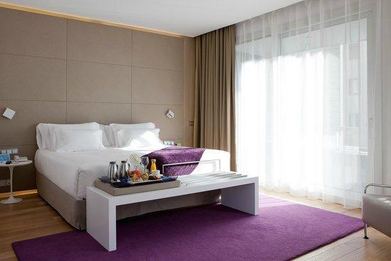 NH Collection Madrid Eurobuilding: Premium Room