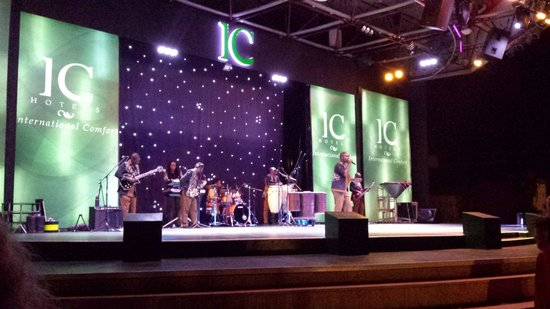 IC Hotels Green Palace : professional shows