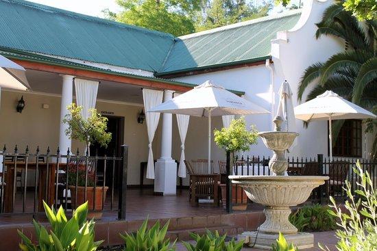 Poplars Restaurant