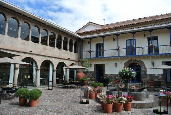 Palacio del Inka, A Luxury Collection Hotel, Cusco: Yard