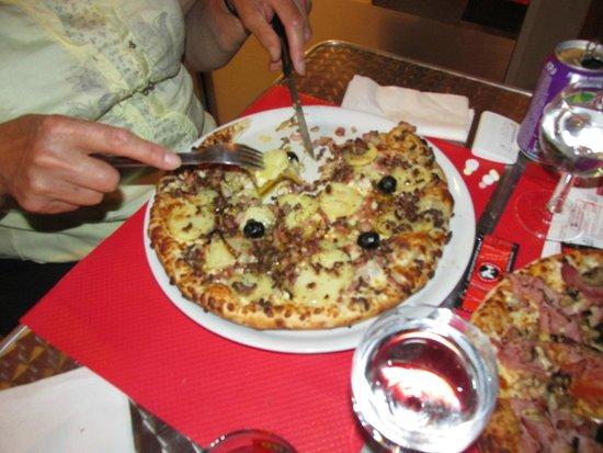 PIZZA PLAZZA : une grosse faim!