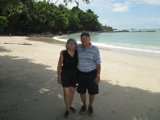 Costa Rica Jade Tours: Manuel Antonio Natl Park- Awesome Tour with Guide Mario Brenes!
