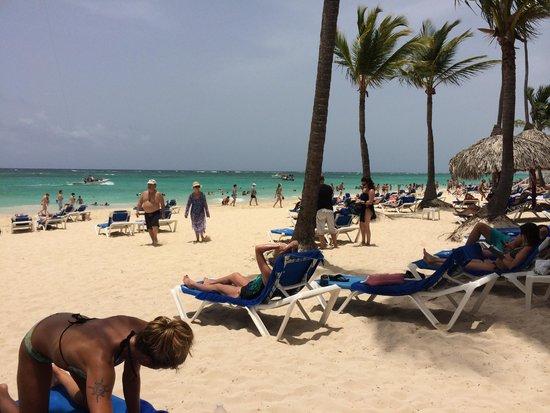 Grand Bahia Principe Punta Cana: Beautiful beach