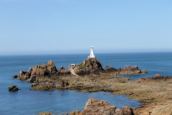 Ambassadeur: La Corbiere lighthouse