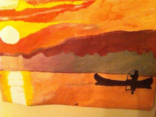 Hotel Traina : A San Pedro sunset.