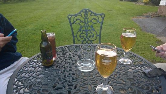 Best Western Plus Manor Hotel: Great drinks