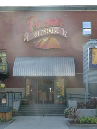 Pyramid Brewery and Alehouse