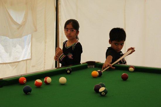 Blue Canvas Resort: Kids Enjoying