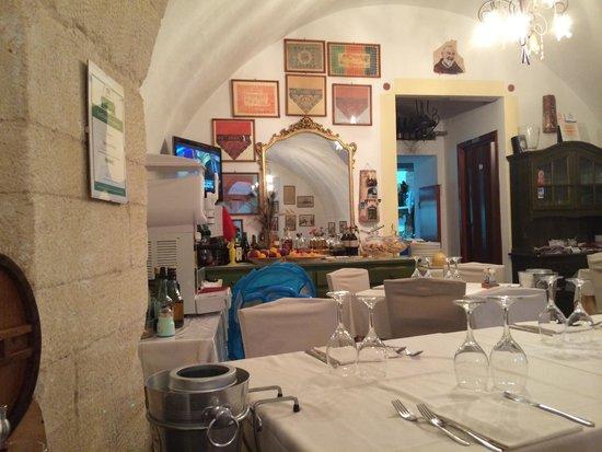 Borgo San Pietro : Sala